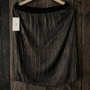 H By Halston Skirt NWT